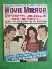 Movie Mirror magazine - July 1967