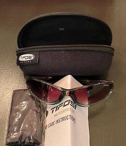 Tifosi Alpe 2 Ladies sunglasses green tortoise