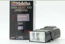 [Unused in BOX] Nishika Twin Light 3010 Electronic Flash For N8000