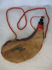 Leather & Vinyl Bota Bag Water Pack Mary Jane Canteen