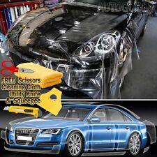 """84""""x60"""" Clear Bra Paint Protection Vinyl Film Wrap Transparent Car Paint Shield"""