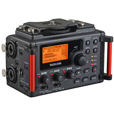 Tascam DR-60D MK2 Audio for DSLR Camera