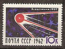 Rusia Russia URSS CCCP yv # 2577 ** MNH Set  Space