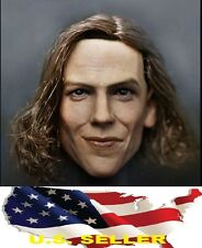 1/6 Jesse Eisenberg head Batman Superman  Lex Luthor for phicen hot toys ❶USA❶