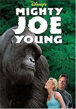 NEW DVD - MIGHTY JOE YOUNG - DISNEY - Charlize Theron, Bill Paxton, Rade Serbedz