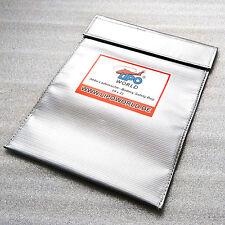 Lipo World 29 x 23 Akku Lade Tasche Charge Safety Bag feuerfest laden lagern