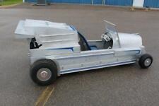 Custom Built All Aluminum Go Kart Parade Car Shriners Hot Rod Custom Race Car