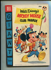 DELL GIANT WALT DISNEY'S MICKEY MOUSE CLUB PARADE #1 (6.0)