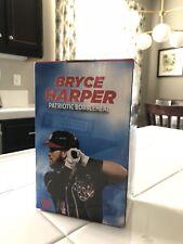 Washington Nationals Bryce Harper Patriotic Bobblehead SGA 7/6/2018