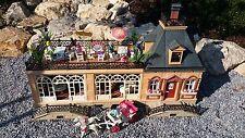 Playmobil 5300 nostalgia cafe con techo terraza y accesorios XXL construiste