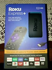 Roku Express HD Streaming with Voice Command