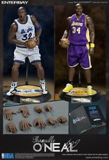 Nba Collection real Masterpiece figura de acción 1/6 shaquille oneal Limited Edition