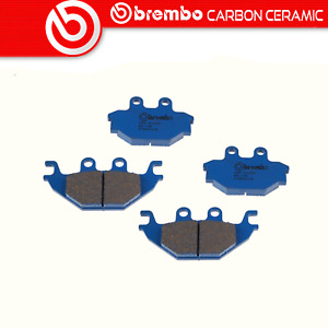 Pastillas Freno BREMBO Ceramic Delanteros Para Kymco Urban 250 2006>2007