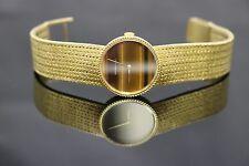 Audemars Piguet Swiss 18K Yellow Gold Ladies Wrist Watch Mechanical 89344