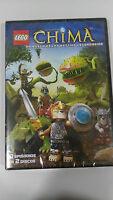 Lego Le Leggende de Chima IN Ricerca de Le Beasts Leggendarie DVD Nuovo - Am