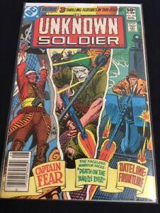 Unknown Soldier #254 Ayers Simonson Joe Kubert Very Fine VF (8.0) DC Comics 1981