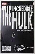 Incredible Hulk #45 (Nov 2002, Marvel) (C5461) Agent Pratt