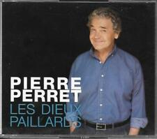 COFFRET 2 CD 31 TITRES PIERRE PERRET LES DIEUX PAILLARDS DE 2008