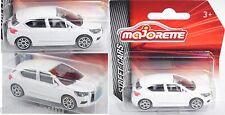 Majorette 212053051 Citroen DS4 weiß 1:64 STREET CARS