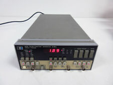 HP 8116A PULSE FUNCTION GENERATOR 50MHZ ~ AGILENT