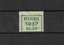 COB : PRE319** - NEUF** - Petit sceau de l'Etat - 1937 - Timbre Belgique