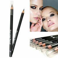 cosmétique bon crayon pour les yeux imperméables à l'eau de longue durée black