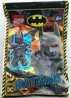Lego New Super Heroes Batman II 211906 foil Pack 4 Sealed Polybag