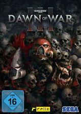 Warhammer 40.000: Dawn of War III 3 PC Steam Key * NOUVEAU * SEGA Relic Space Marines