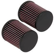 K&N AIR FILTER (X2) FOR HONDA CBR1000RR 2004-2007 HA-1004
