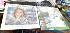 Mary Engelbreit The Snow Queen & The Little Match Hans Christian Andersen New