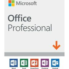 Microsoft Office 2019 Professional - License - 1 Device