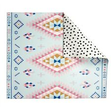 Play with Pieces Playmat Moroccan Polka Dot 1.83mX1.53m Crawling Rug Tummy Time