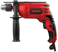 Hammer Drill Rotary Electrical 710 Watt 13MM Variable Speed Reverse Control New