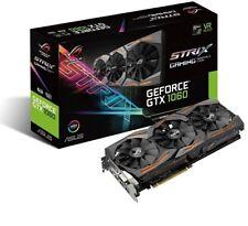 ASUS ROG Strix GeForce GTX 1060 PCI Graphic Card 6GB Express 3.0 Genuine New