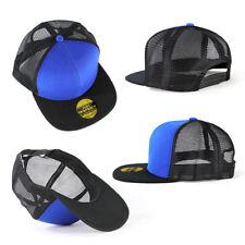 A CARTON OF 25PCS -- SNAP - KIDS / ADULTS CAP - FLAT PEAK CAP -