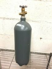 10 lb. Steel CO2 Cylinder Tank Reconditioned - Fresh Hydro Test  CGA320 Valve