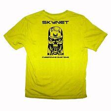Skynet Terminator Genisys T800 Mens Shirt - Sizes S-XL Various Colours