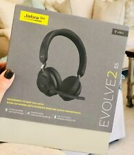 BRAND NEW IN BOX Jabra Evolve2 65 Headset Wireless-Engineered to keep you agile