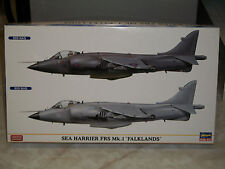 Hasegawa 1/72 Scale Hawker Sea harrier FRS Mk.I 'Falklands' - Limited Edition