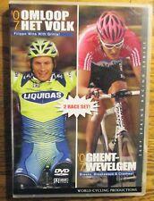 2007 Omloop Het Volk/Ghent Wevelgem World Cycling Productions 2 DVD Very Clean