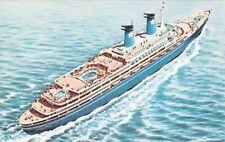 NAVE - Flotta Lauro - M.S. Achille Lauro