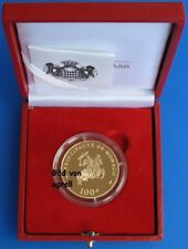 ### 100 EURO GOLD PP MONACO 2003 ## ORIGINAL ## RAR ###