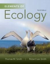 Elements of Ecology by Thomas M. Smith and Robert Leo Smith (2014, Paperback)
