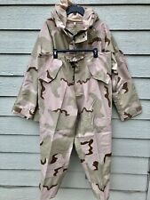 USGI ECWCS GORE-TEX COLD WEATHER DESERT CAMOUFALGE SET (PARKA AND PANTS) - LARGE