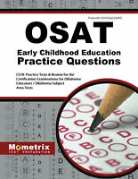 OSAT Early Childhood Education Practice Questions