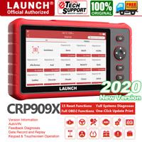 LAUNCH X431 CRP909X OBD2 Scanner Full System Car Diagnostic Scanpad Scanner Tool