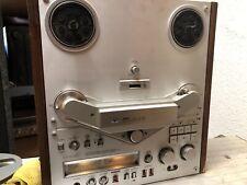 Akai GX 646 Reel to reel tape recorder