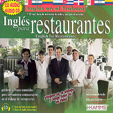 Ingles Para Restaurante by Kamms (CD, Jul-2007, NPG Records)SEALED NEW