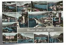 COMO CENTRO LAGO BELLA CARTOLINA PRIMO COLORE