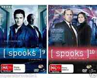 Spooks Series : Season 9 & 10 : NEW DVD